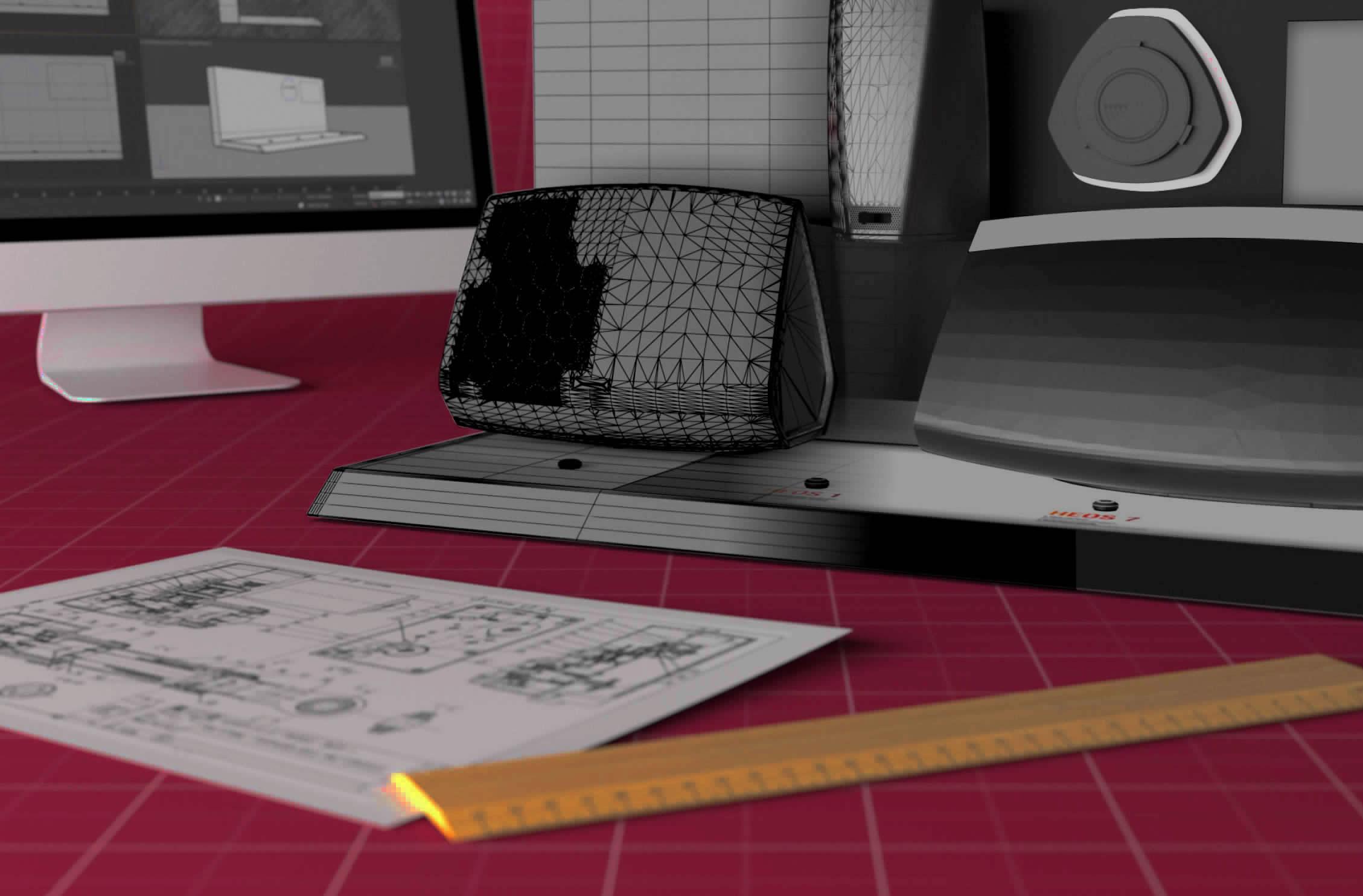 Fabrication plv sur mesure et stand cadre tissu for Plv broker