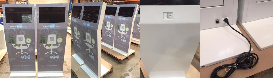 Fabrication plv sur mesure et stand exposition - Fabrication couette sur mesure ...